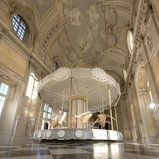 L'incantesimo di Venaria: alla Reggia, un gigantesco carillon aspettando il Natale [FOTO E VIDEO]
