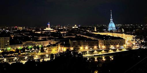 Torino vista città