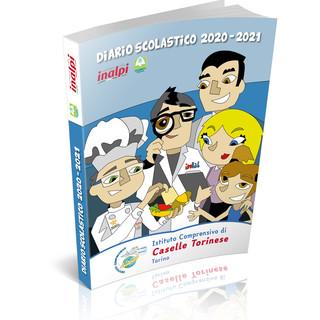 """Il """"diario scolastico"""" di Inalpi 2020/21 distribuito in oltre 400 scuole a 320mila studenti"""