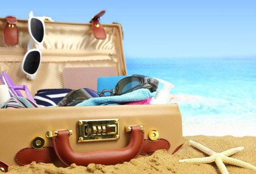 Valigia e vacanze