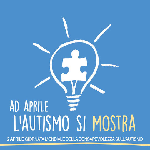 Immagine della campagna sull'autismo
