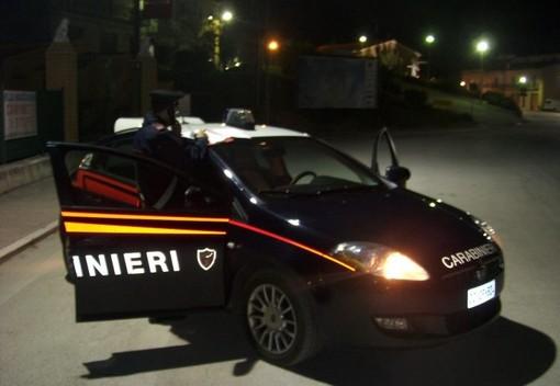 volante carabinieri - foto d'archivio