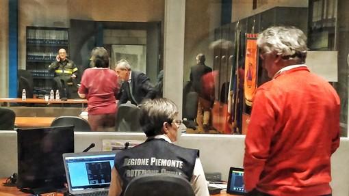 Maltempo, chiusa l'attività di emergenza della sala di crisi della Protezione civile