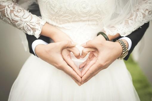 abito da sposa - foto di repertorio