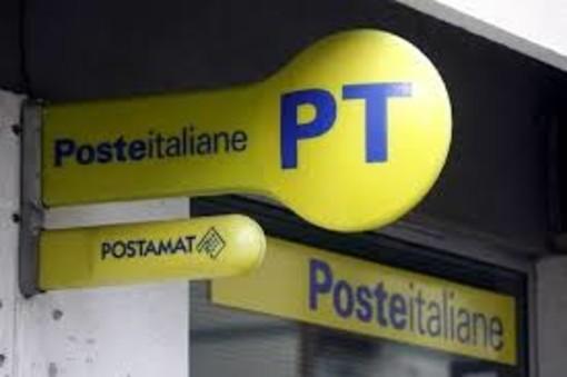 insegna dell'ufficio postale