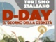 manifesto della protesta D-Day a Roma