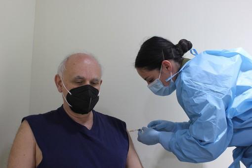 vaccinazione anti covid - foto di repertorio